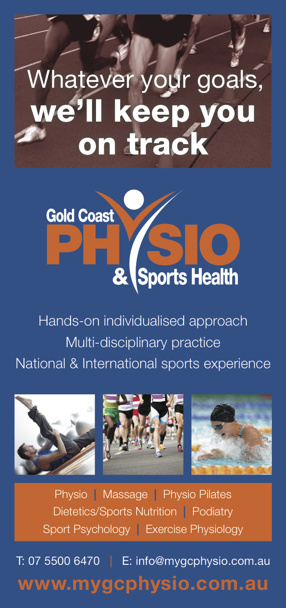 Gold Coast Physio Massage Pilates Burleigh Runaway Bay Southport