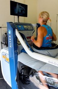 The Alter G Treadmill At Gold Coast Physio Amp Sports Health