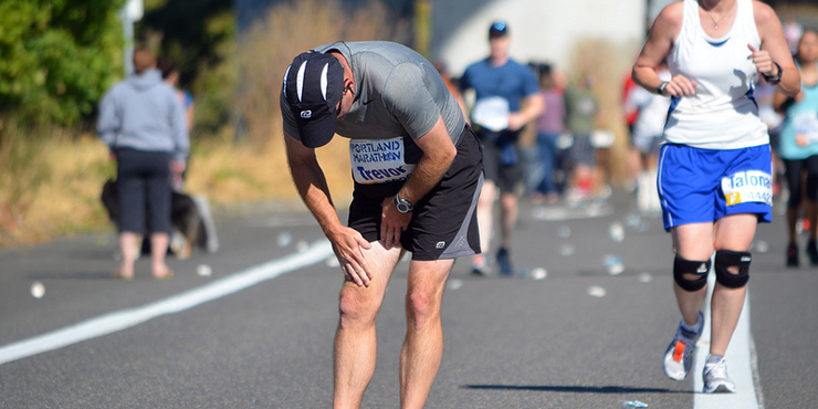 Injury Differences in Short vs Long Course Triathletes