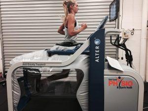 Alter-G Treadmill   Sports Physio Massage Gold Coast
